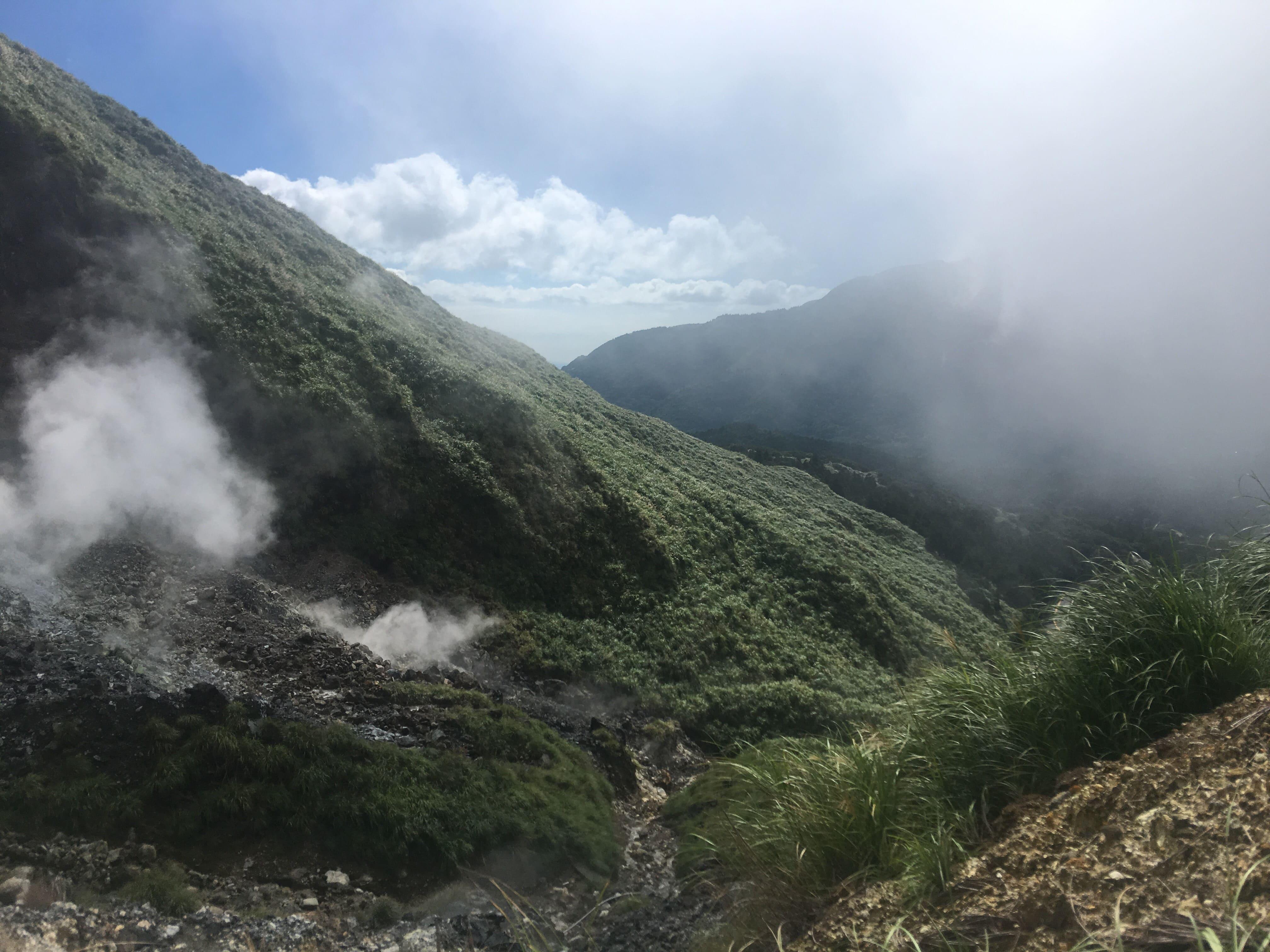 陽明山(小油坑)